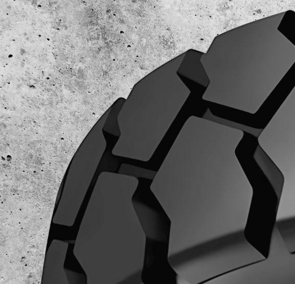 Шина T-900 для вилочного погрузчика