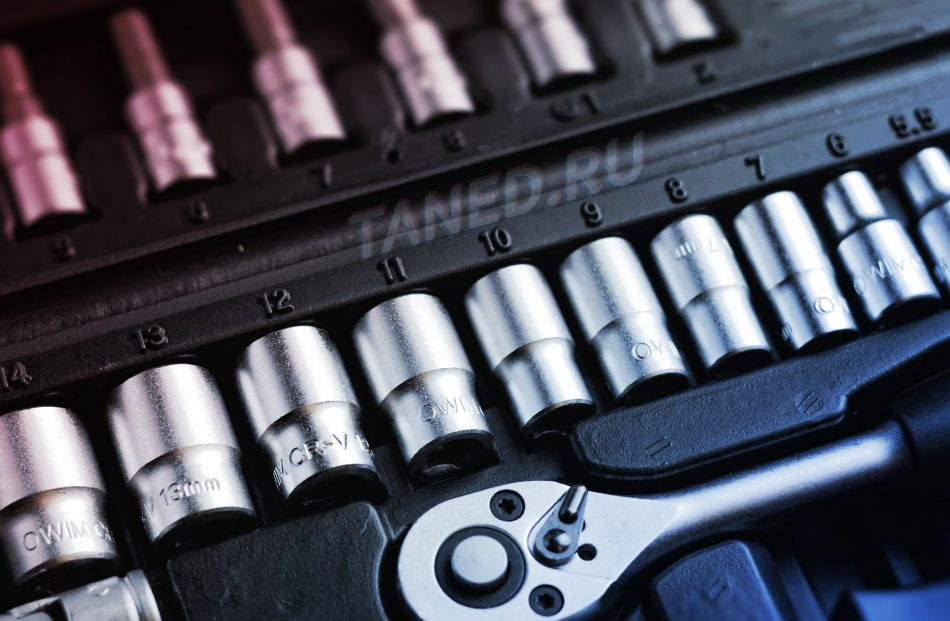 Инструмент для технического обслуживания погрузчиков