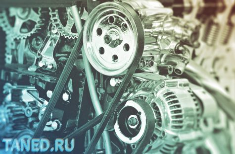 ТО двигателей и навесного оборудования