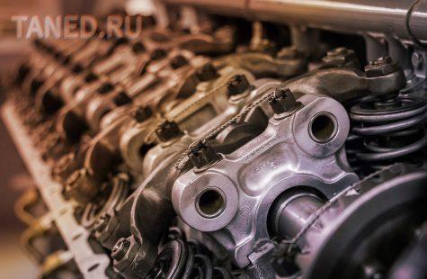 Обслуживание двигателей