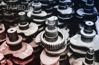 Отбраковка деталей двигателя