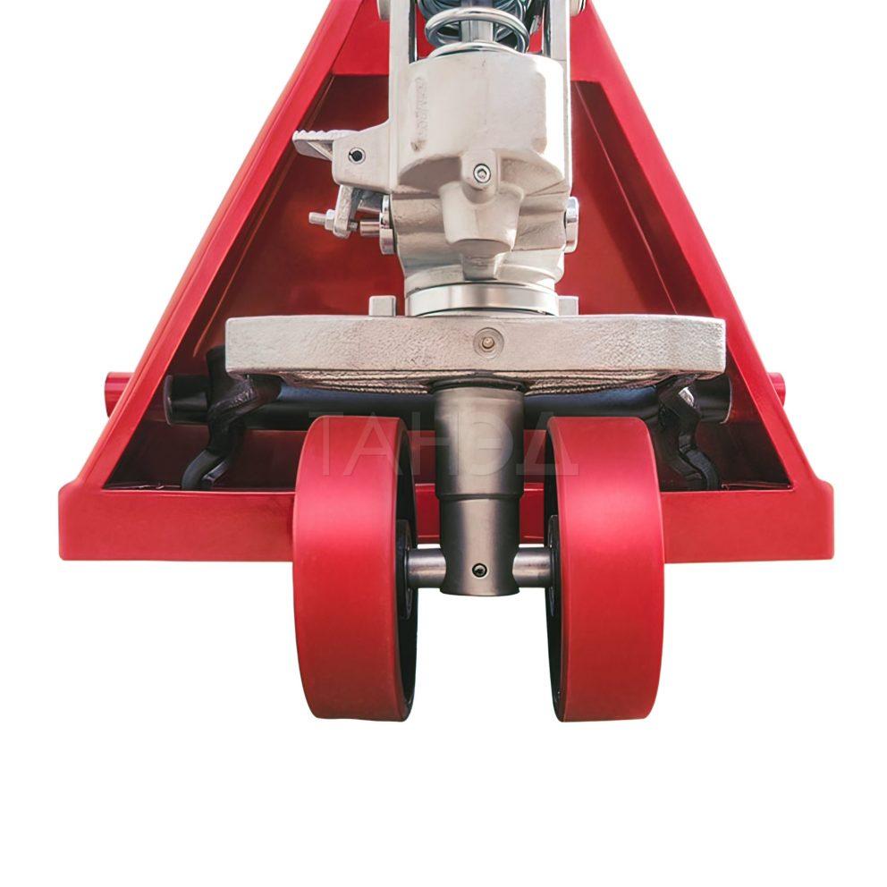 Полиуретановые рулевые колеса тележки AC25