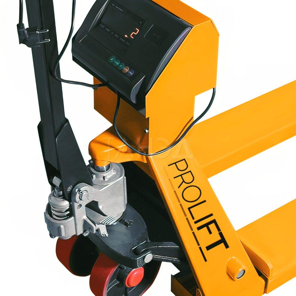 Рохля PROLIFT CW20 с механизмом взвешивания