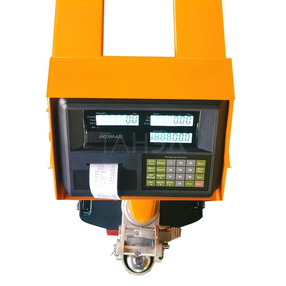Рохля с весами и принтером PROLIFT CWP20